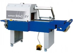 Semiautomatic shrink packaging machine L sealer