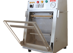 Brick vacuum packaging machine